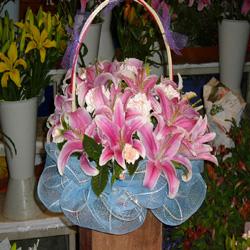 鲜花公司-无尽的母爱