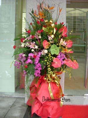 网上花卉店-圆满成功