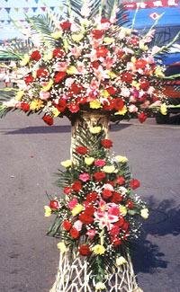 订鲜花-庆典花篮