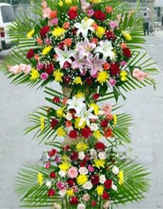 鲜花礼品-庆典花篮