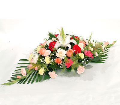 网上订花-会议桌花3