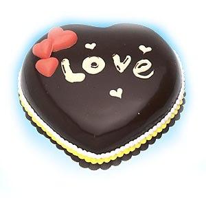生日蛋糕-心语