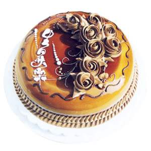 巧克力蛋糕-巧克力口味