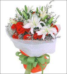 鲜花订购-最真的爱