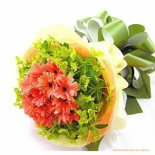 鲜花公司-欢乐