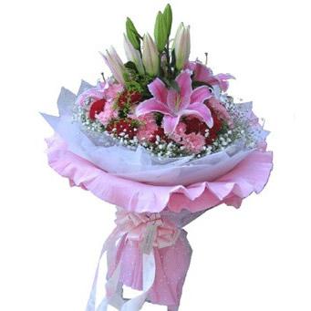 网上花卉店-快乐精灵