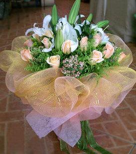 鲜花订购-最爱的是你