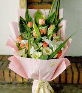 订花送花-完美的幸福