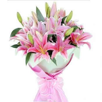 鲜花礼品-幸福长相伴