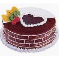 数码生日蛋糕-甜蜜情人