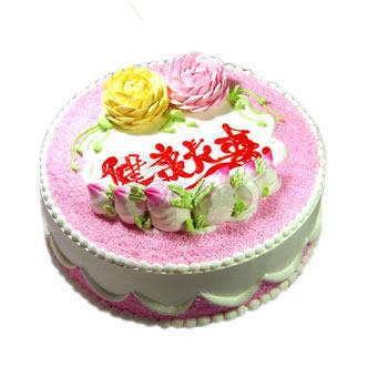 生肖蛋糕-福如东海