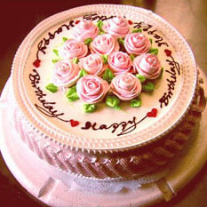 网上订购蛋糕-心心相印