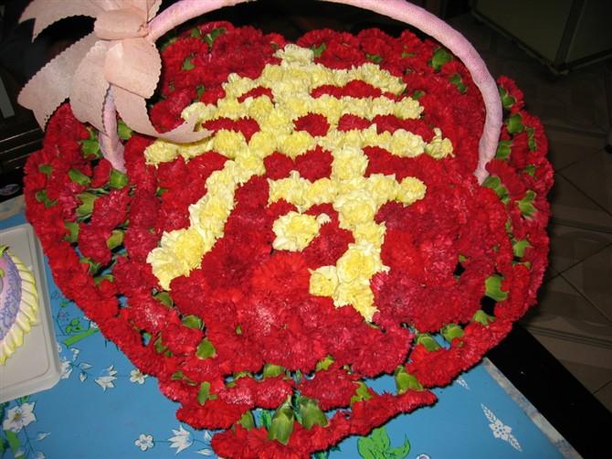 鲜花订购-祝寿