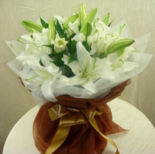 鲜花礼盒-心之眷恋