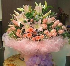 鲜花礼盒-梦中的天使