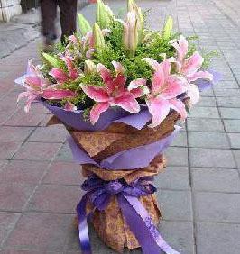 鲜花订购-幸福的理由