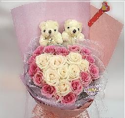 网上花卉店-爱如此心