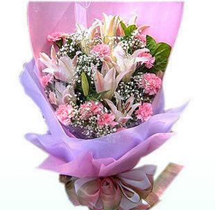 预订鲜花-祝福您