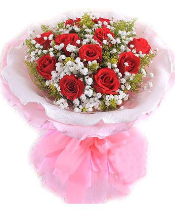 端午节鲜花-节日快乐