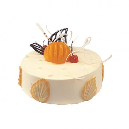 生日鲜花蛋糕-甜蜜港湾