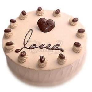 �r花蛋糕套餐-巧克力甜心