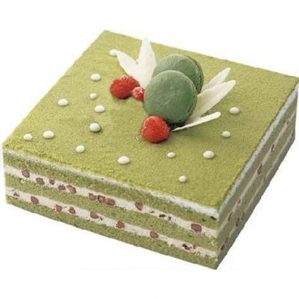 买蛋糕-春的浪漫