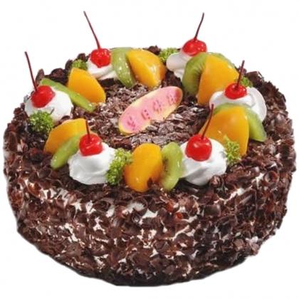 �r花蛋糕套餐-挪威森林
