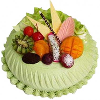 鲜奶蛋糕dangao-思恋的滋味