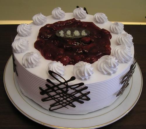 蛋糕�r花-生日快��