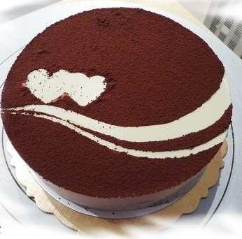 巧克力水果蛋糕-提拉米苏1