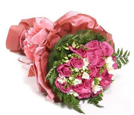 鲜花订购-为你而梦