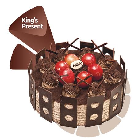 米旗蛋糕订购-米旗 国王的礼物