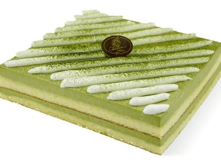 买蛋糕-克莉斯汀 抹茶情深