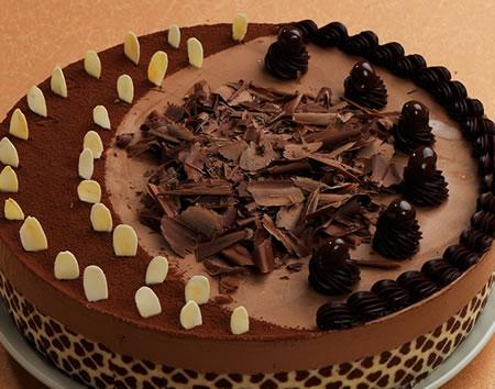水果蛋糕-克莉斯汀 巧克力森林