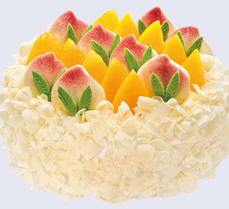 卖蛋糕dangao-无糖蛋糕 福禄寿
