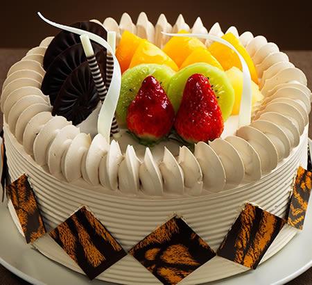 巧克力蛋糕-克莉斯汀 浪漫之约