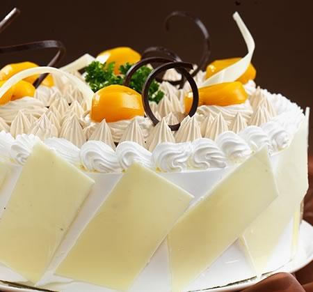 米旗品牌蛋糕-克莉斯汀 美栗心情