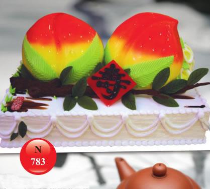 买蛋糕-祝寿蛋糕