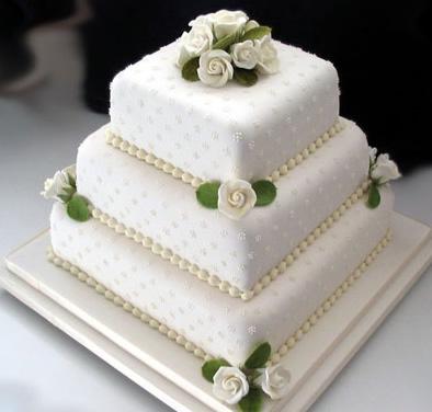 永生花-艺术蛋糕  玫瑰爱