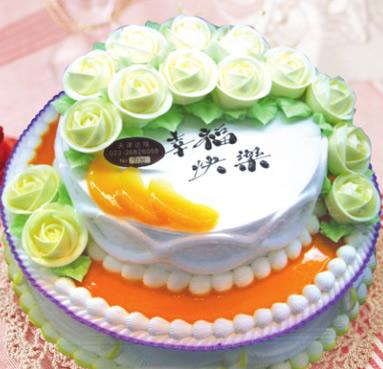 买蛋糕-多层蛋糕