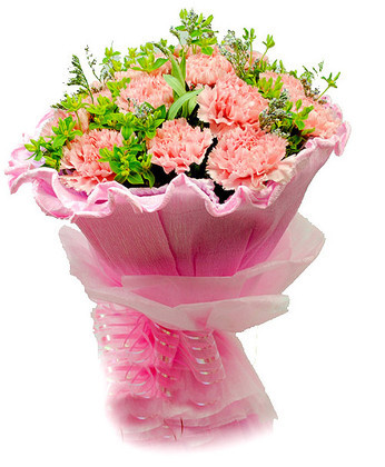 鲜花网站-爱你 妈妈