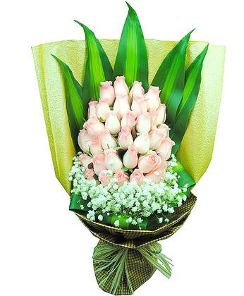 鲜花礼品-我心属于你