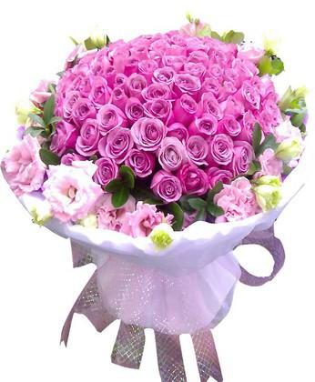 鲜花礼品-最最爱