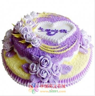 鲜花蛋糕速递网-欢快音符