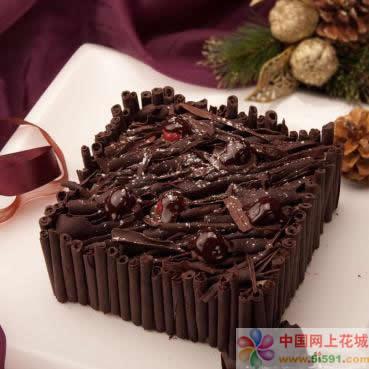 蛋糕鲜花-奶油公主