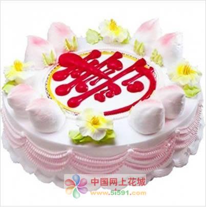 水果蛋糕-寿星之礼