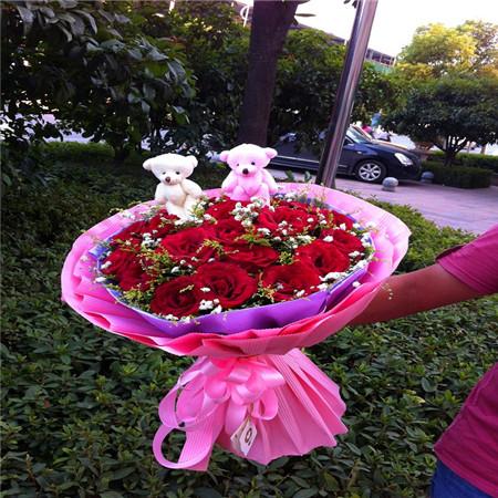 鲜花网站-快乐每天