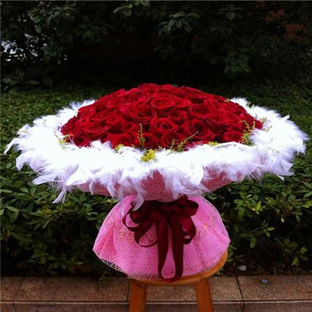 鲜花速递网-浪漫一生