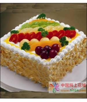 蛋糕订购-经典布朗斯