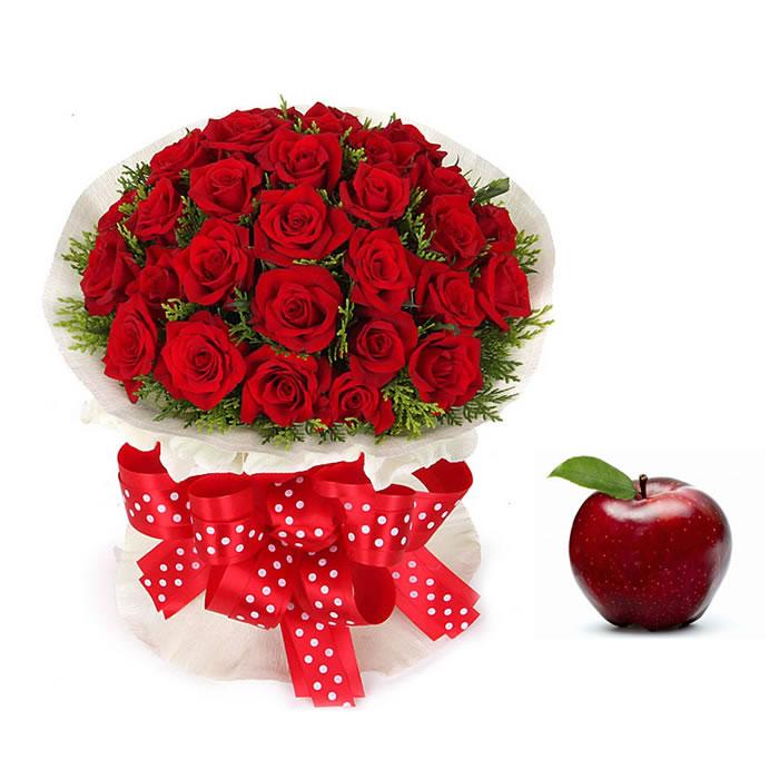 网上订花-圣诞快乐4